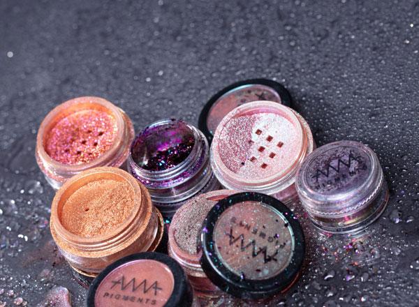 Pigmenții cosmetici, arma secretă a make-up artiștilor 2