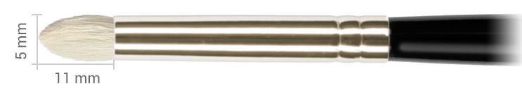 Nastelle 355 – pensulă din păr de capră.