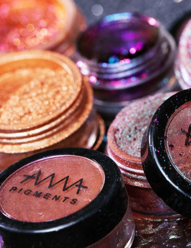 Pigmenții cosmetici, arma secretă a make-up artiștilor 3