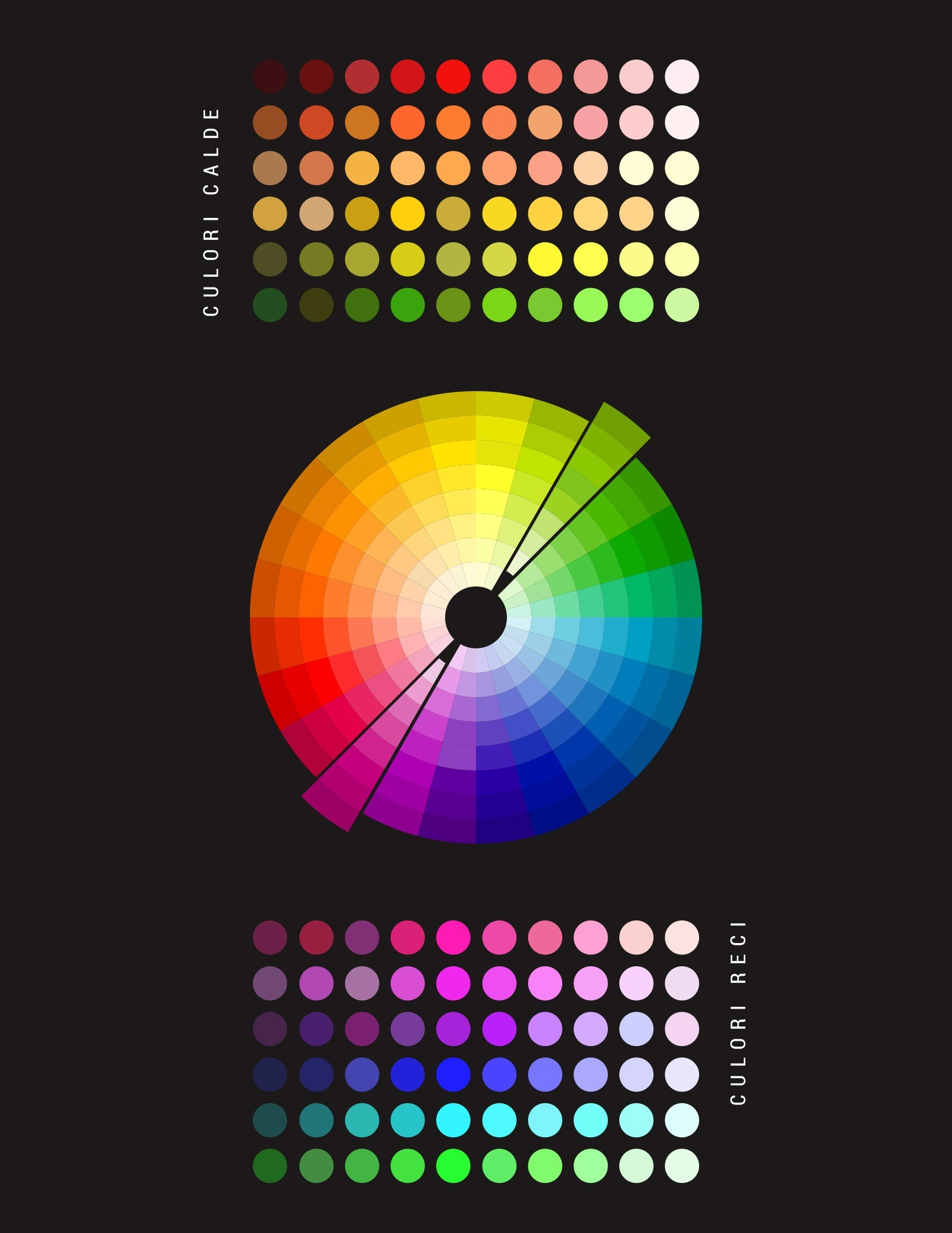 Paleta de culori în beauty 1