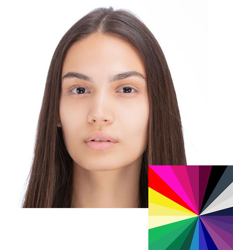 Paleta de culori în beauty 3