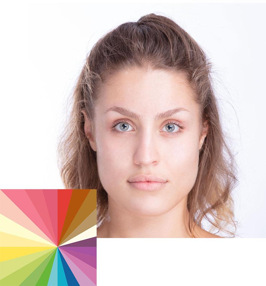 Paleta de culori în beauty 4