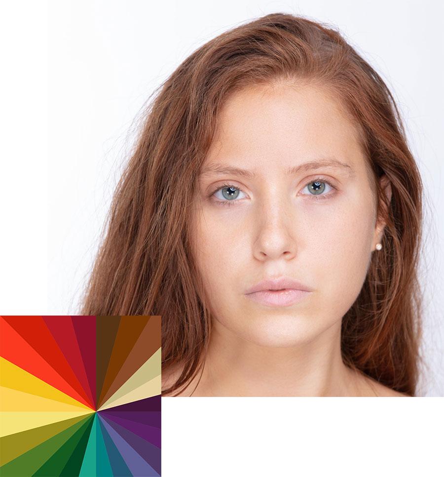 Paleta de culori în beauty 6