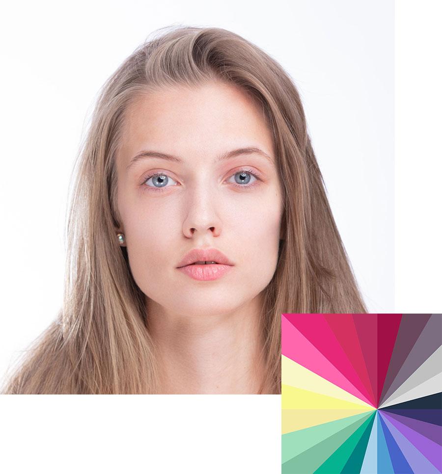 Paleta de culori în beauty 5