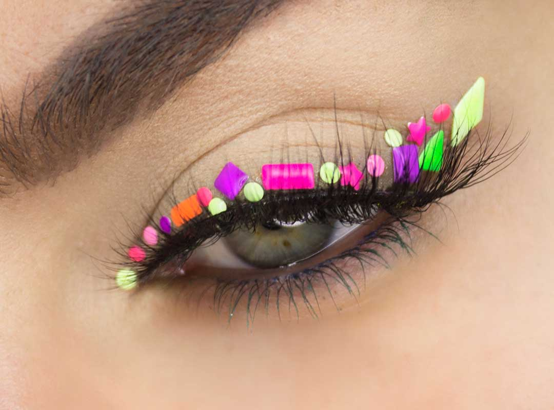 9 Idei Creative de Eyeliner 4