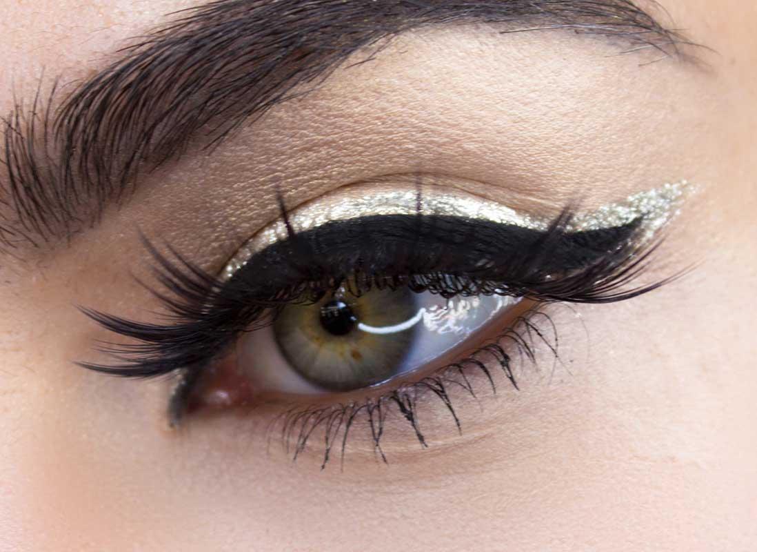 9 Idei Creative de Eyeliner 12
