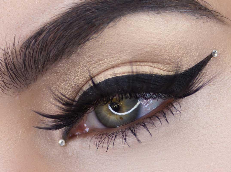 9 Idei Creative de Eyeliner 13