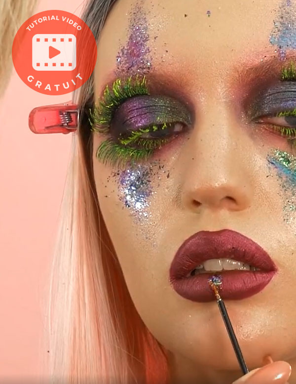 VIDEO: Machiaj Creativ Fashion 1