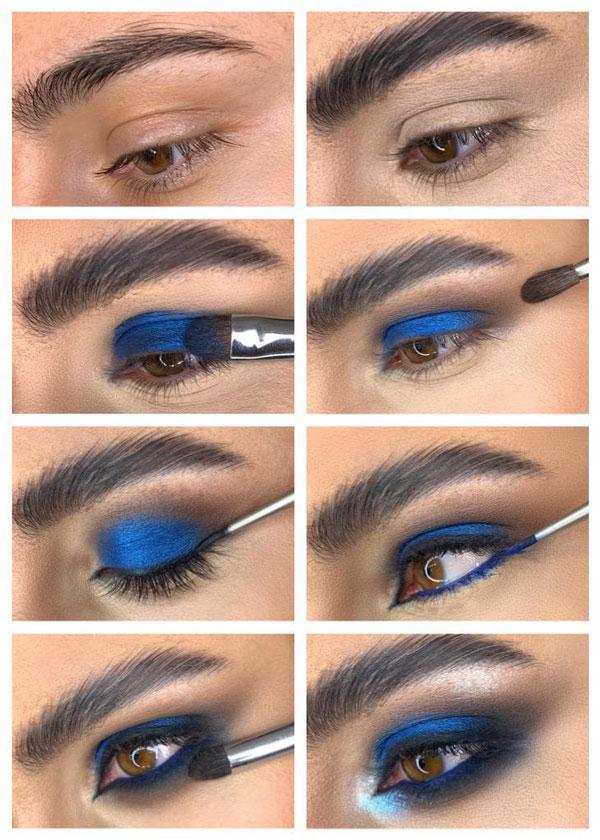 Albastru Step By Step 1