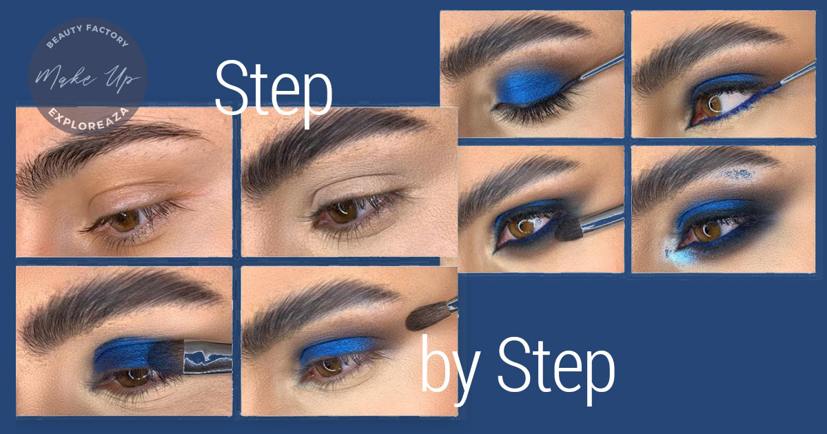 Albastru Step By Step 5