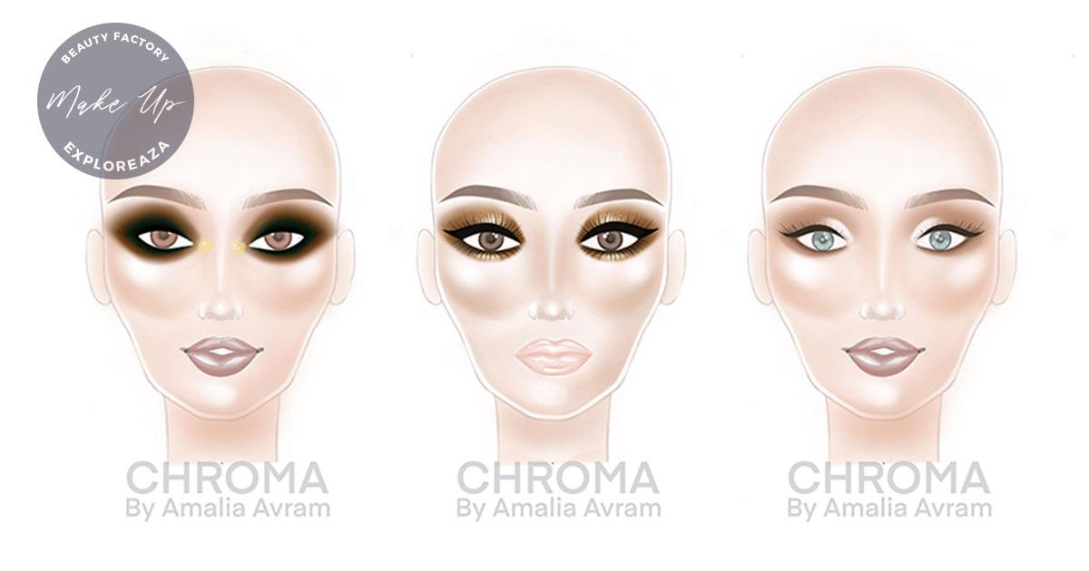 Cum sa faci machiaje mai frumoase, chiar daca nu esti makeup artist: NUDES 4