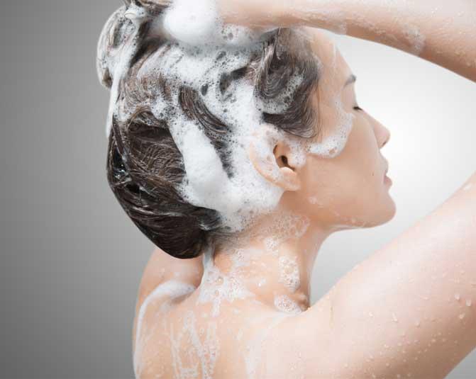 Șamponul, scurtă istorie 1
