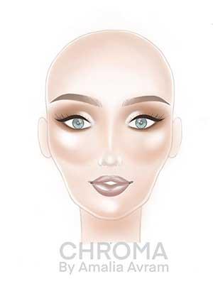 Cum să faci machiaje mai frumoase, chiar dacă nu eşti makeup artist : NUDES 6