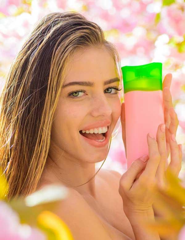 Șamponul, scurtă istorie 8