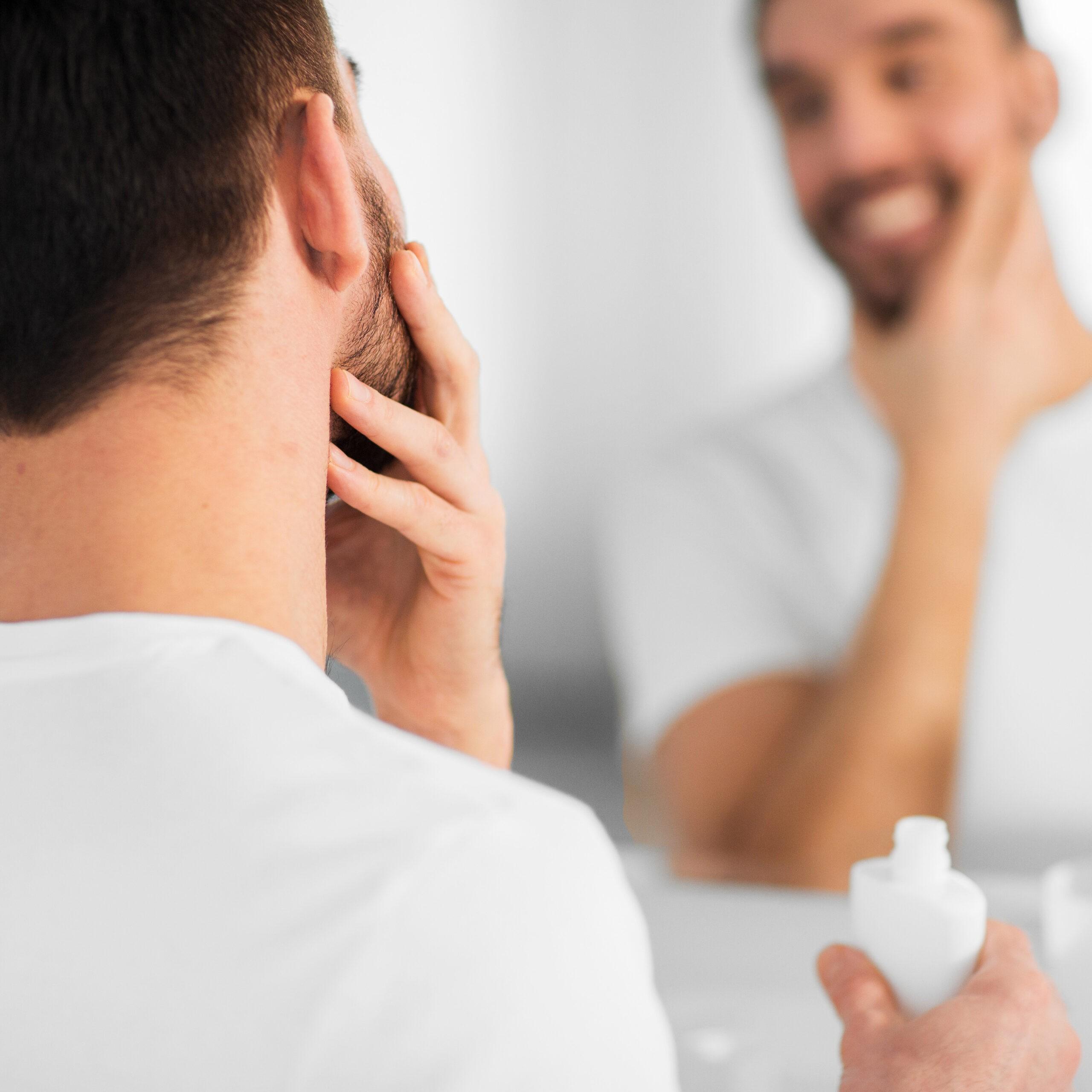5 greșeli de îngrijire a pielii făcute de bărbați 1