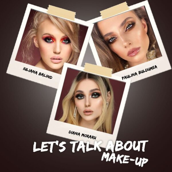 Masterclass : Let's talk about make-up 2