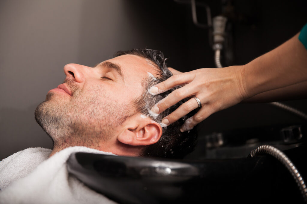 Produse pentru îngrijirea părului bărbaților 2