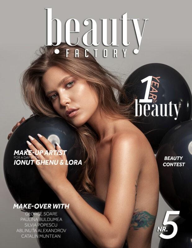 1 an de la lansarea Beauty Factory Magazine 5