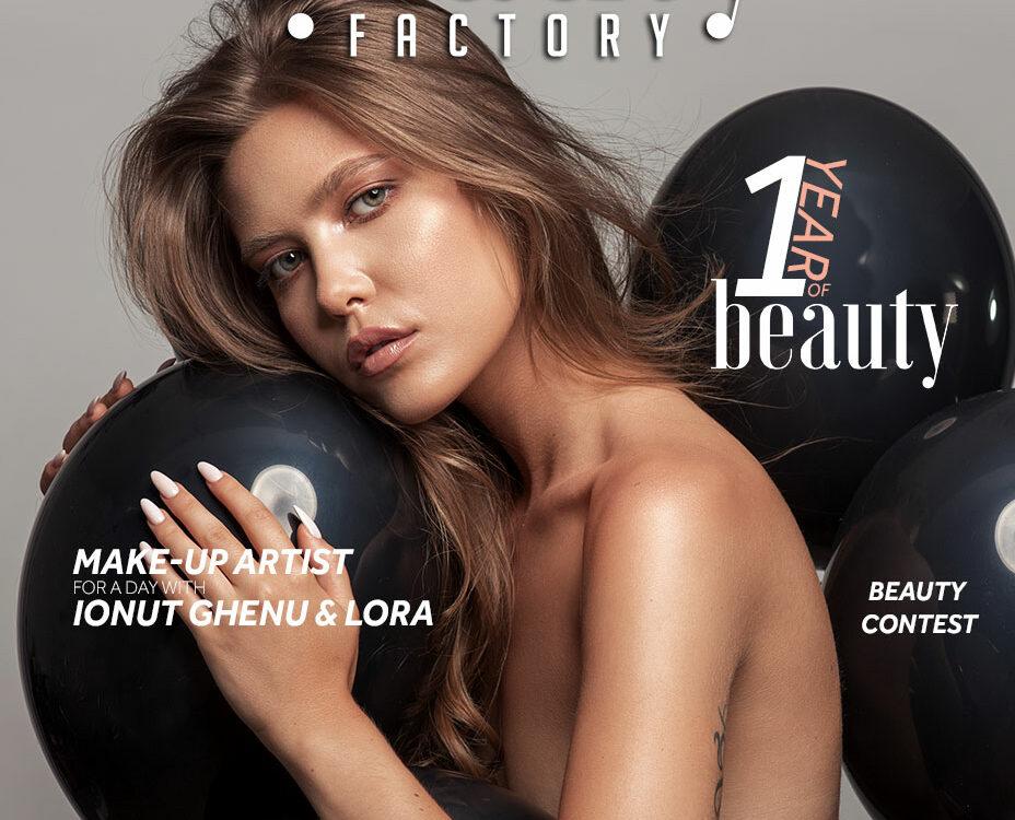 1 an de la lansarea Beauty Factory Magazine 6