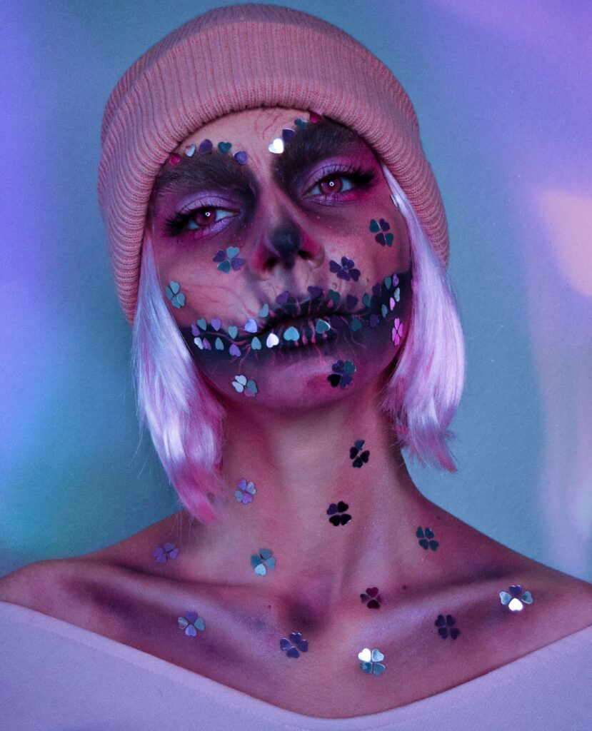 Halloween make-up ideas 4
