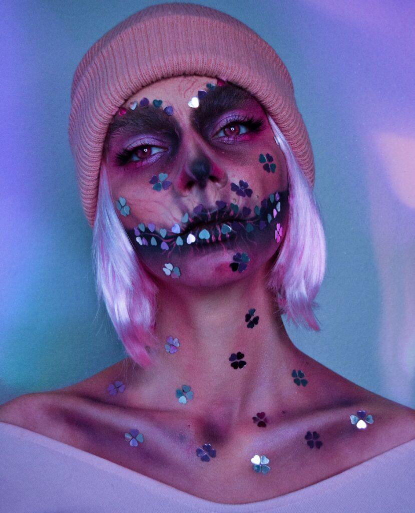 Halloween make-up ideas 4