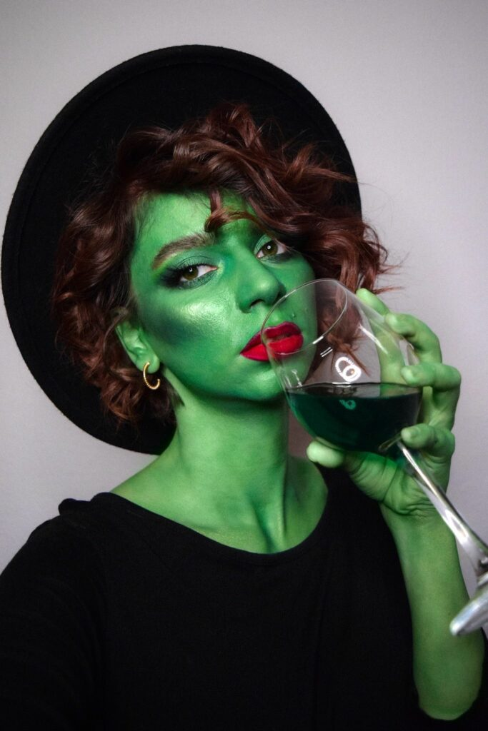 Halloween make-up ideas 3