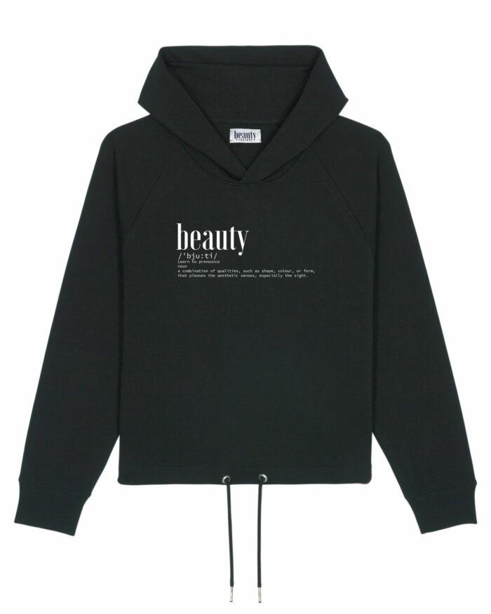 "Hanorac scurt ""Beauty"" 1"