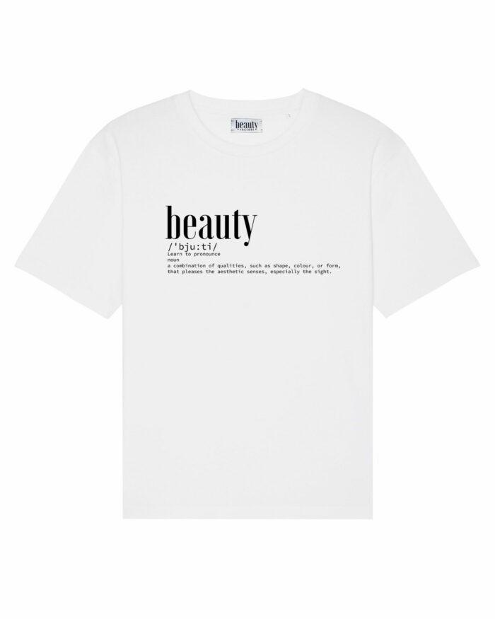 """Tricou gros """"Beauty"""" 1"""