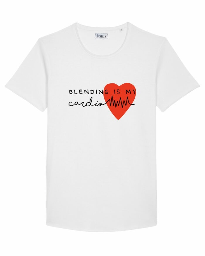 """Tricou lung """"Blending is my cardio"""" 2"""