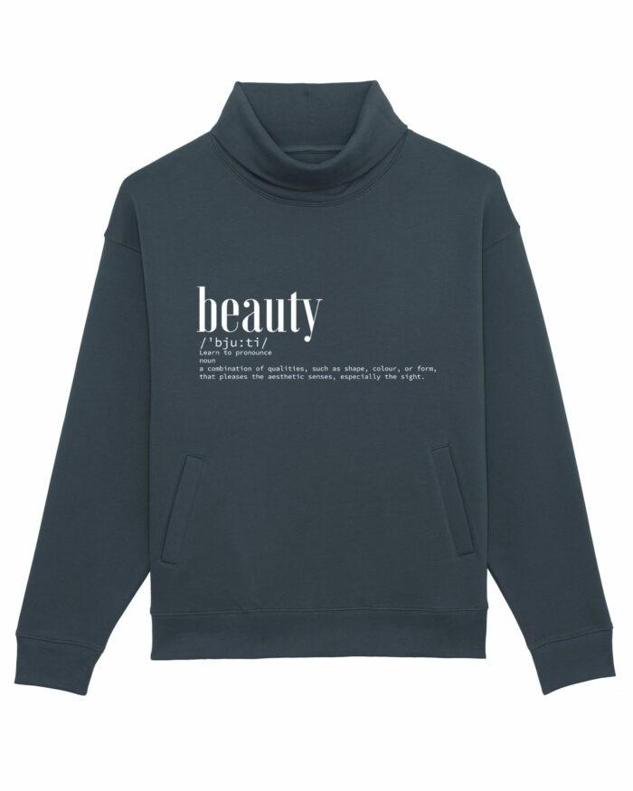 """Bluză pe gât """"Beauty"""" 1"""