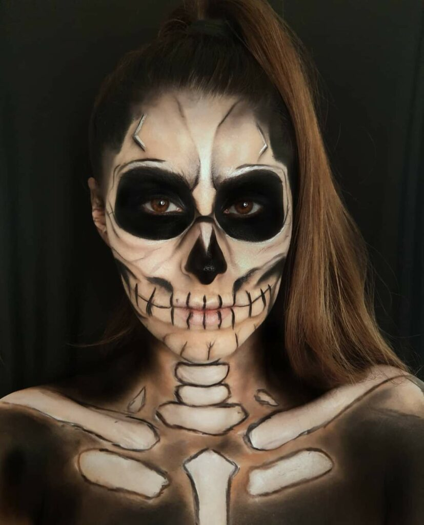 Halloween make-up ideas 6