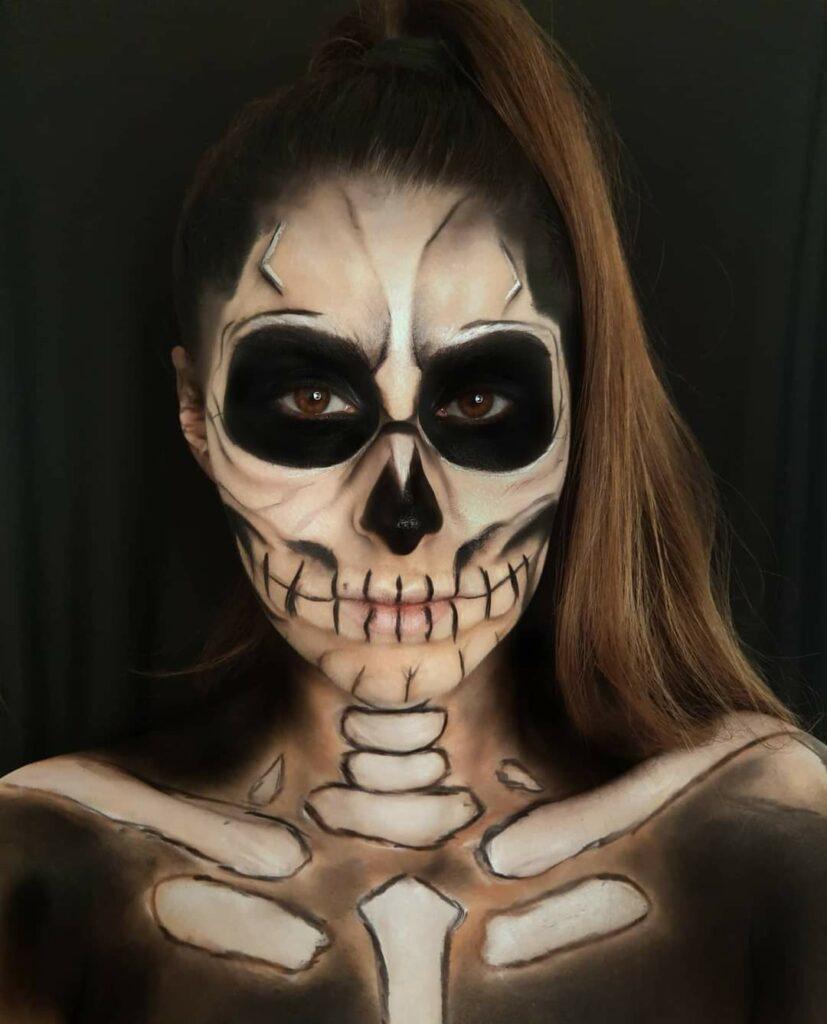 Halloween make-up ideas 6