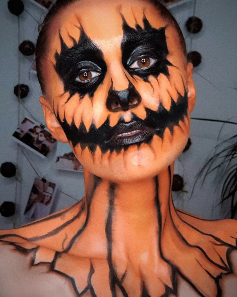 Halloween make-up ideas 5