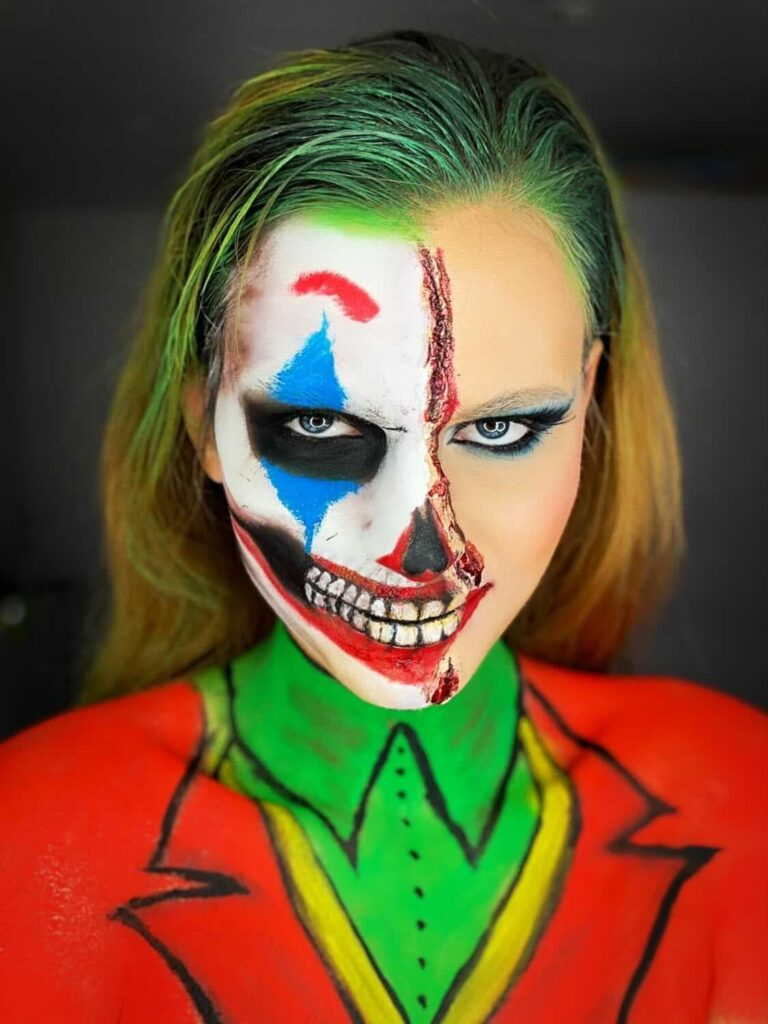 Halloween make-up ideas 7