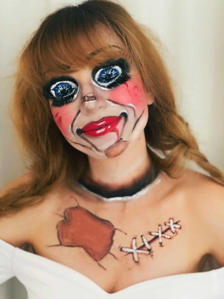 Halloween make-up ideas 8