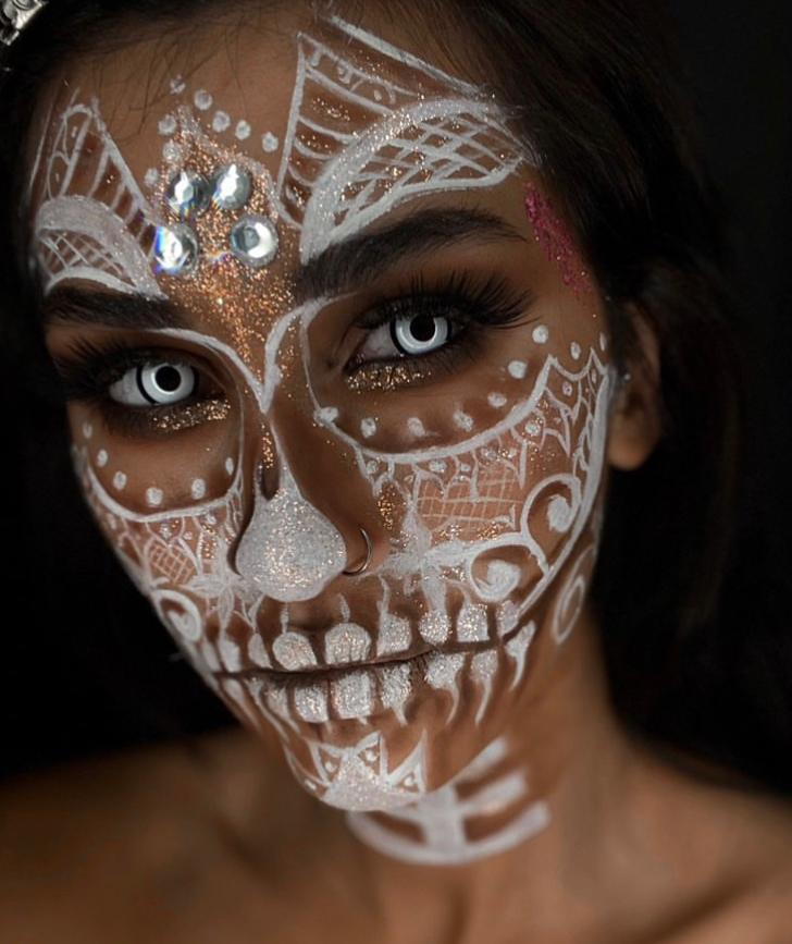Halloween make-up ideas 1