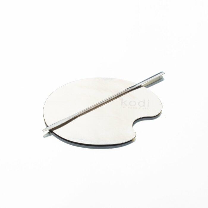 Paletă universală cosmetică cu spatulă - KODI PROFESSIONAL 1