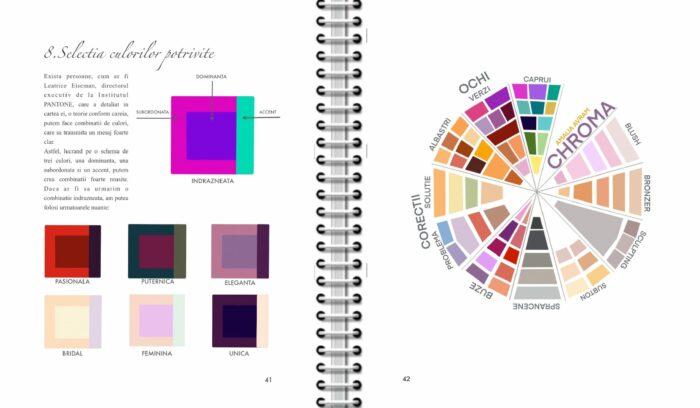 CHROMA – Sistemul de organizare al culorilor in MAKEUP 3