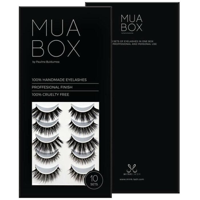 MUA BOX by Paulina Buldumea - MINK LASH 1