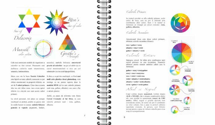 CHROMA – Sistemul de organizare al culorilor in MAKEUP 4