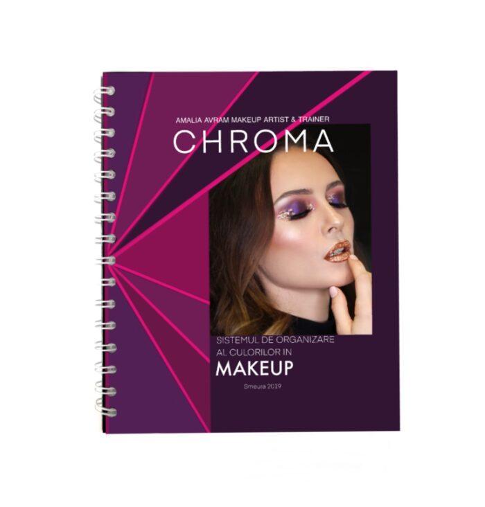 CHROMA – Sistemul de organizare al culorilor in MAKEUP 1
