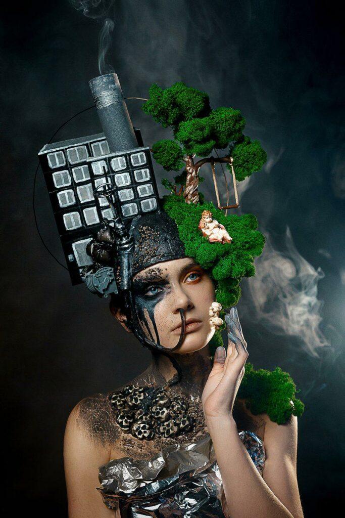 Campionatul Internațional de Make-up - emoție și creativitate în vreme de pandemie! 5