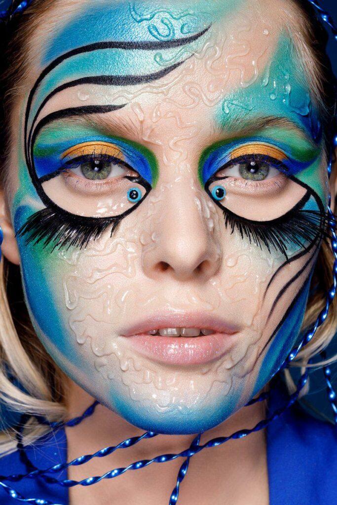 Campionatul Internațional de Make-up - emoție și creativitate în vreme de pandemie! 4