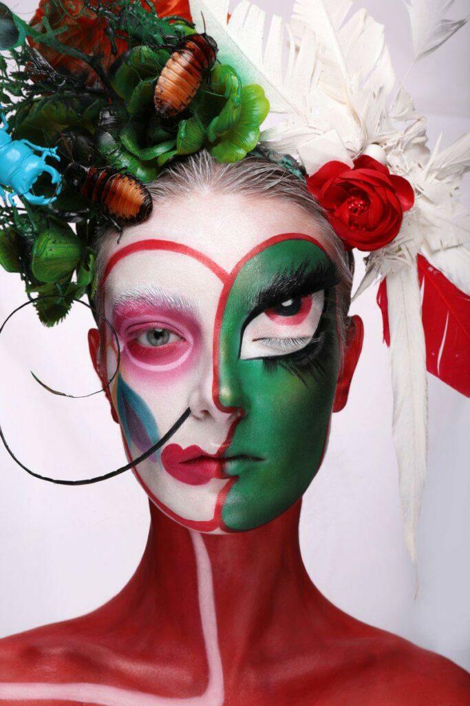 Campionatul Internațional de Make-up - emoție și creativitate în vreme de pandemie! 6
