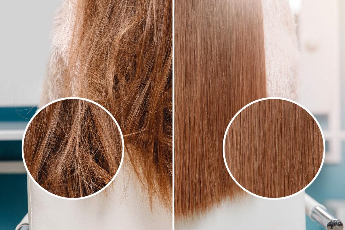 Cum ne îngrijim părul deteriorat iarna? 4
