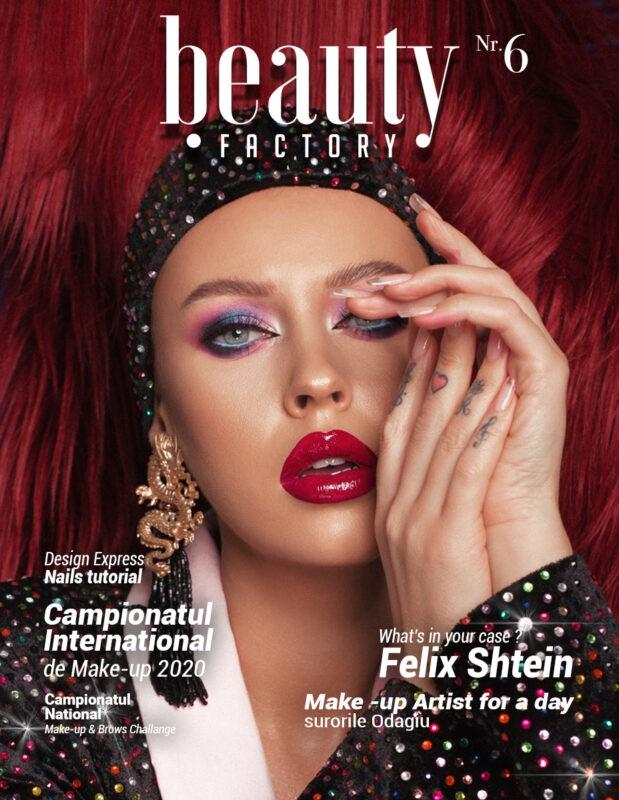 Concursul Național Makeup & Brows Challenge – Locul I - Categoria Color Smokey Eye 4