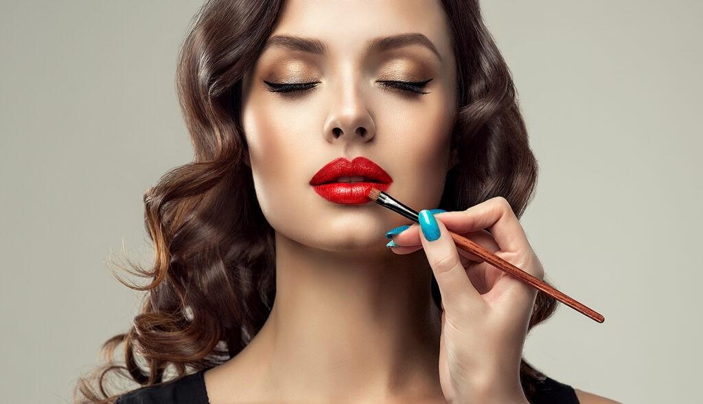 Rujul roșu - produsul cosmetic nemuritor 2