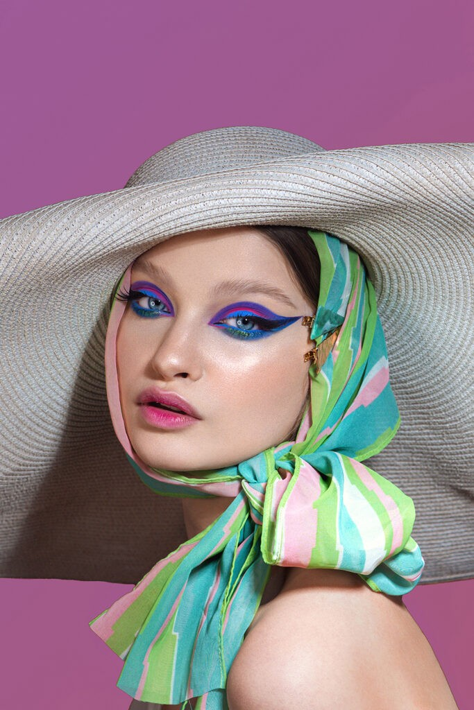 Coperta Beauty Factory Magazine Nr. 7 4
