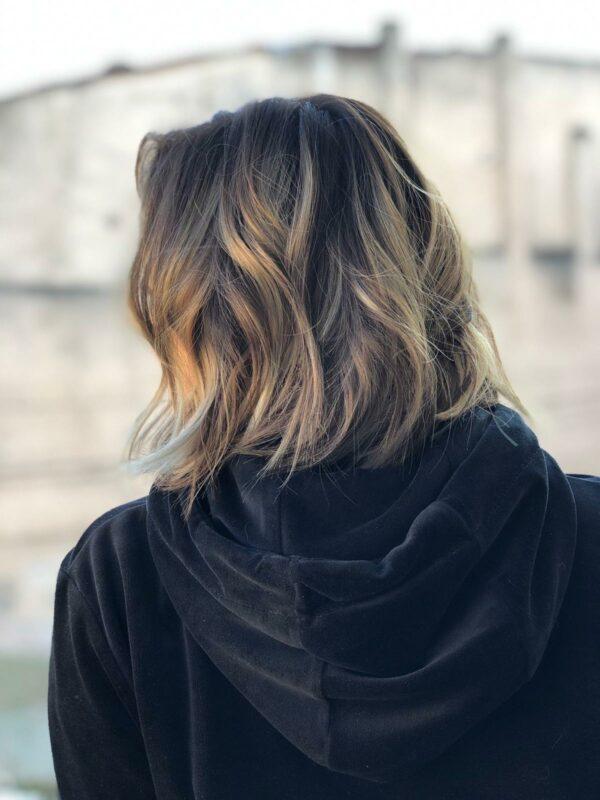 Volumul natural al părului 3