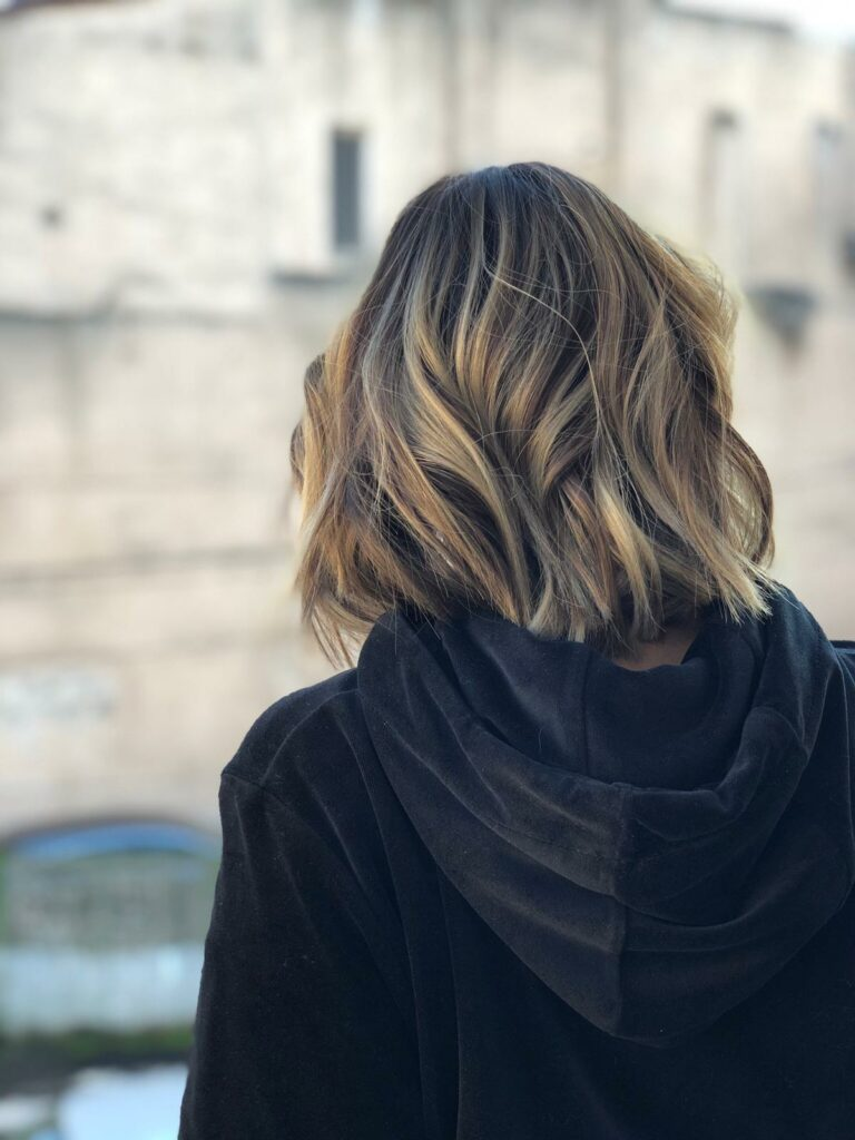 Volumul natural al părului 2